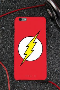 Capa para iPhone 6/6S Plus The Flash Logo