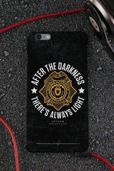 Capa para iPhone 6/6S Plus Gotham There´s Always Light