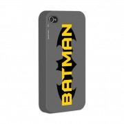 Kit Com 3 Capas de iPhone 4/4S Batman - Logos