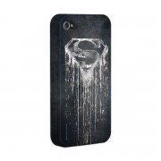 Kit Com 3 Capas de iPhone 4/4S Superman - Logos