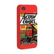 Kit Com 3 Capas de iPhone 4/4S Superman - Originals