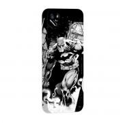 Kit Com 3 Capas de iPhone 5/5S Batman - Tracing