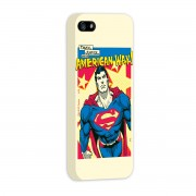 Kit Com 3 Capas de iPhone 5/5S Superman - Originals