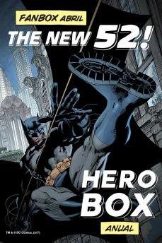 Fan Box DC Comics Hero Box Anual