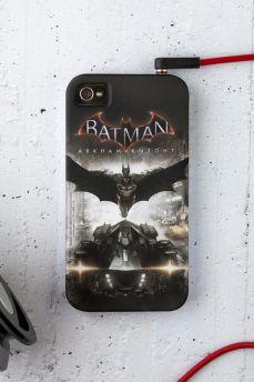 Capa para iPhone 4/4S Batman Arkham Knight Action
