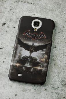 Capa para Samsung Galaxy S4 Batman Arkham Knight Action