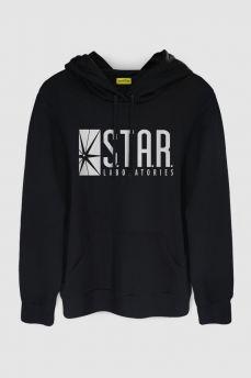 Moletom The Flash STAR Laboratories