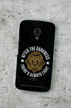 Capa para Motorola Moto G 2 Gotham There´s Always Light