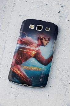 Capa para Samsung Galaxy S3 The Flash Serie Running