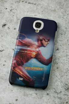 Capa para Samsung Galaxy S4 The Flash Serie Running