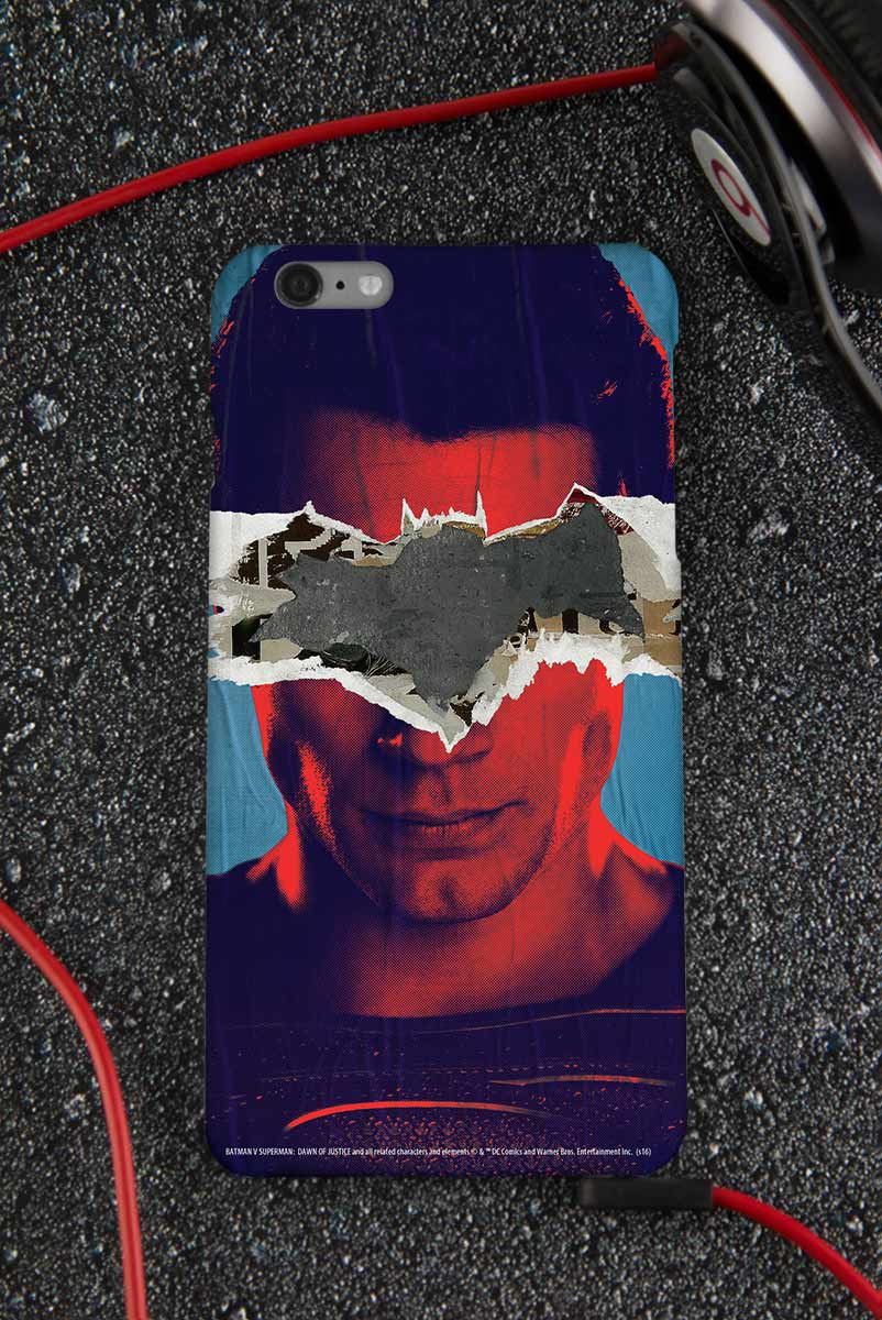 Capa para iPhone 6/6S Plus Batman VS Superman Man VS God
