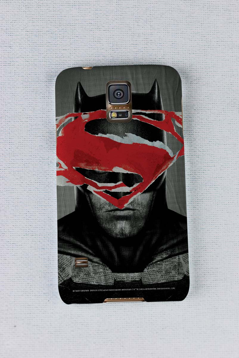Capa para Samsung Galaxy S5 Batman VS Superman Day VS Night
