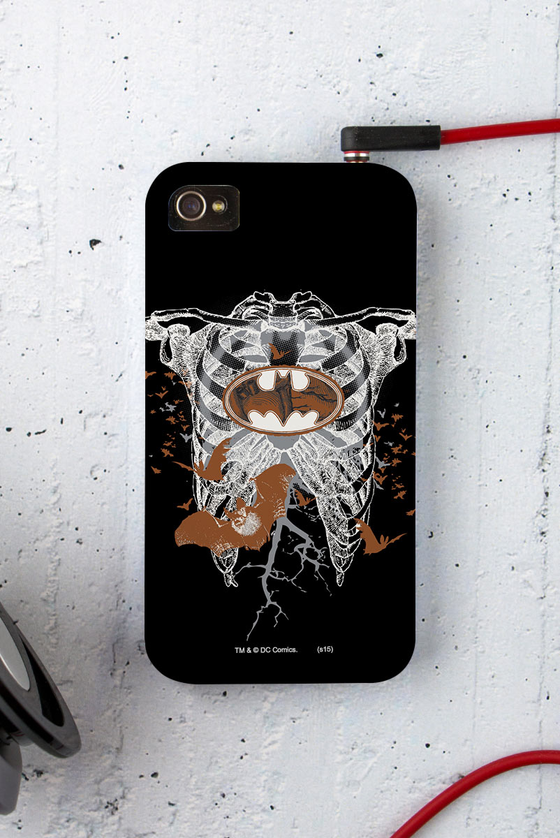 Capa para iPhone 4/4S Batman Skull