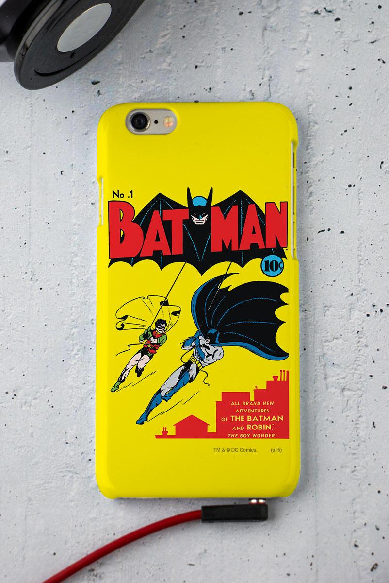 Capa para iPhone 6/6S Batman HQ n° 1