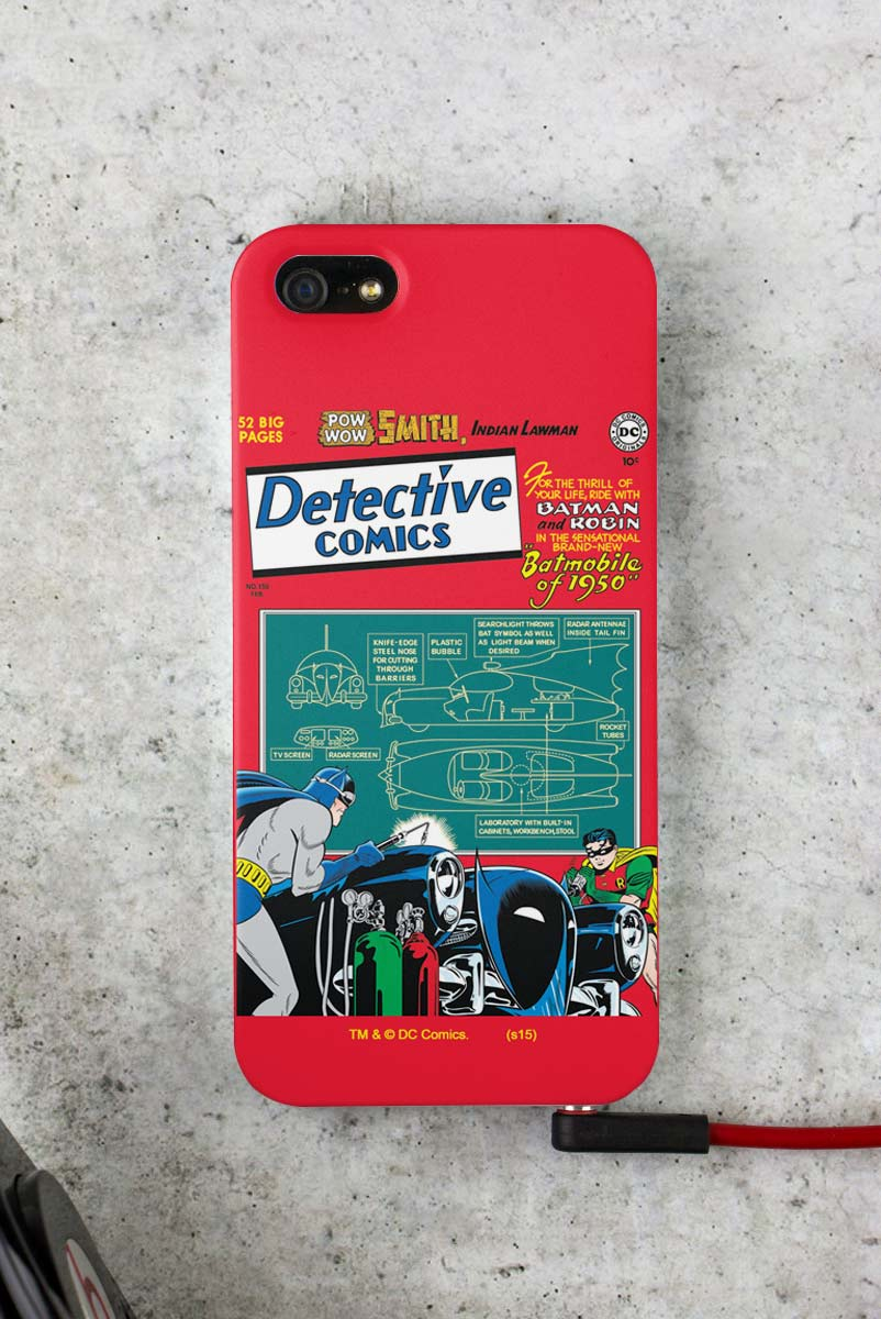 Capa para iPhone 5/5S Batman HQ Nº156