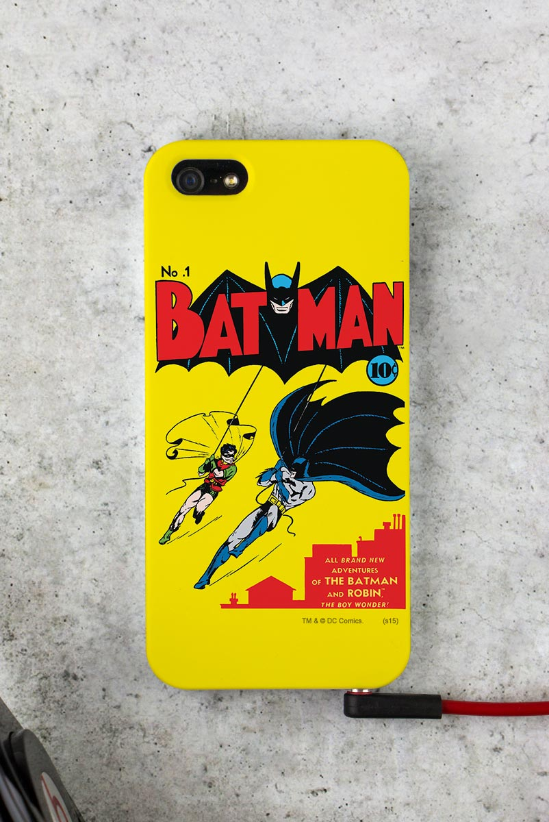 Capa para iPhone 5/5S Batman HQ Nº1
