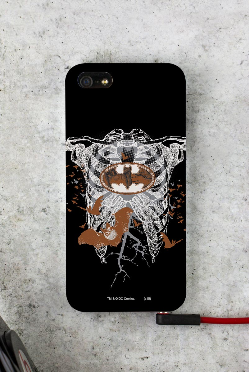 Capa para iPhone 5/5S Batman Skull