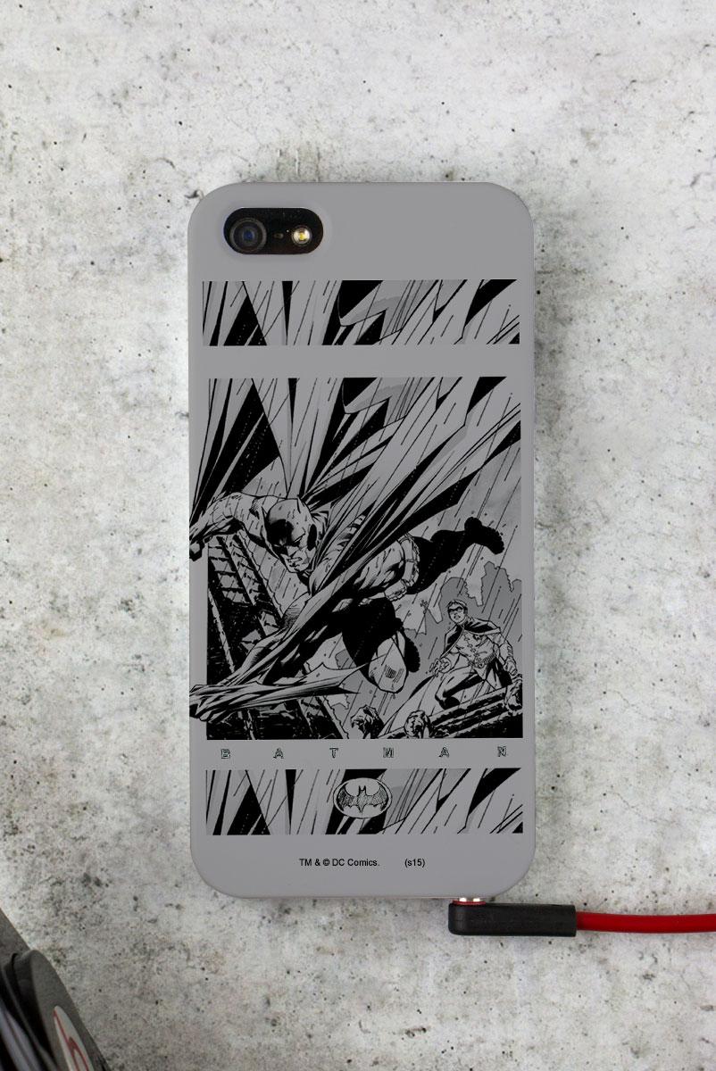 Capa para iPhone 5/5S Tracing Batman 2
