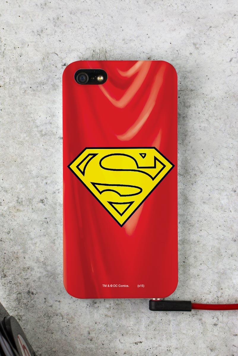 Capa para iPhone 5/5S Superman Capa