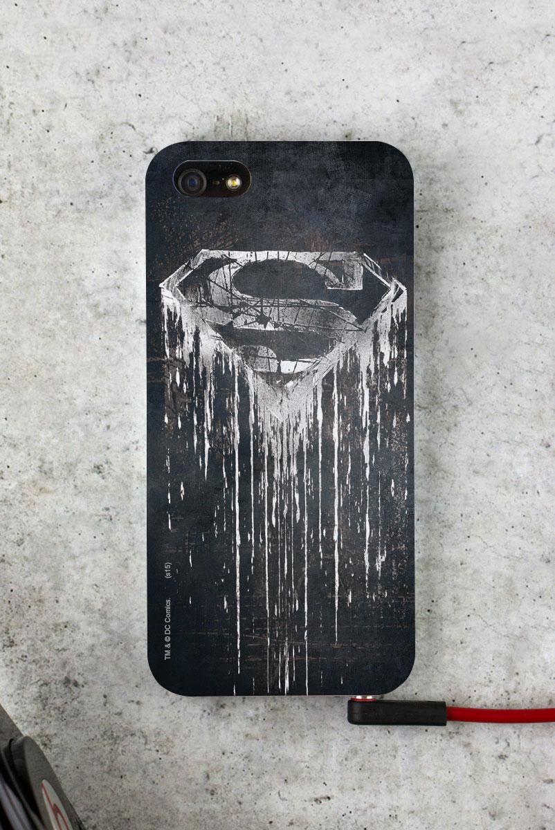 Capa para iPhone 5/5S Superman Steel Melting