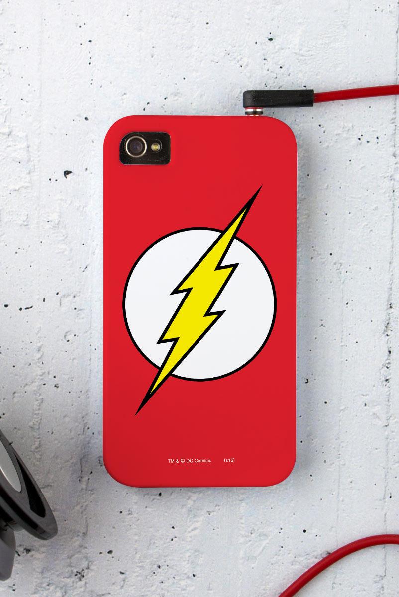 Capa para iPhone 4/4S The Flash Logo