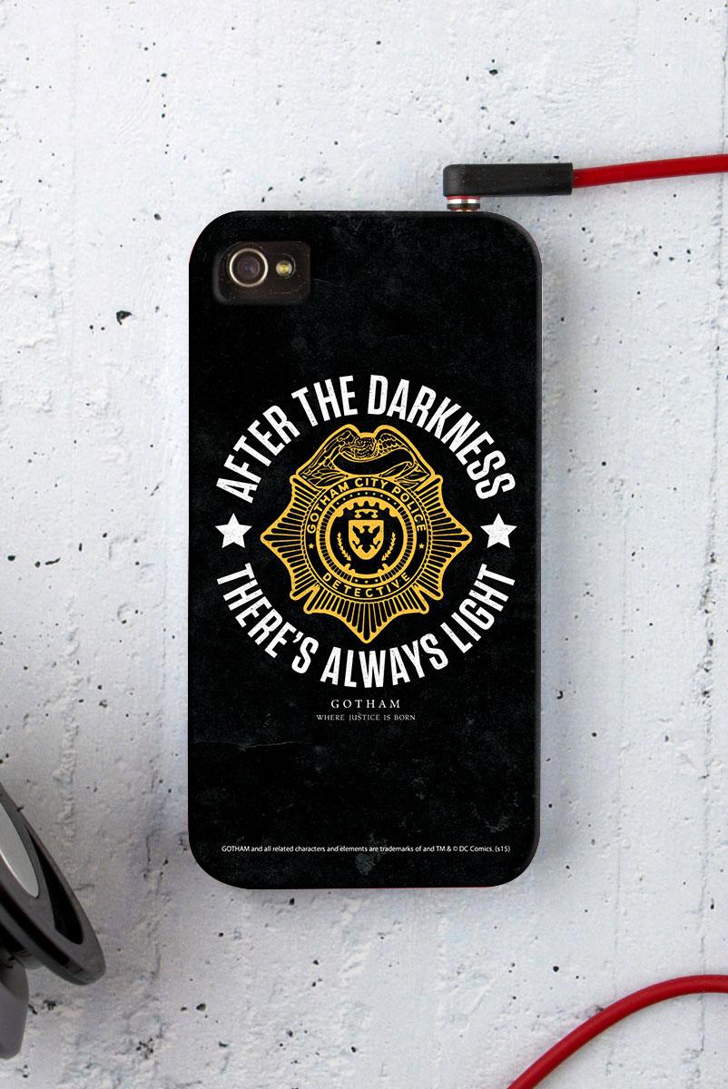 Capa para iPhone 4/4S Gotham There´s Always Light