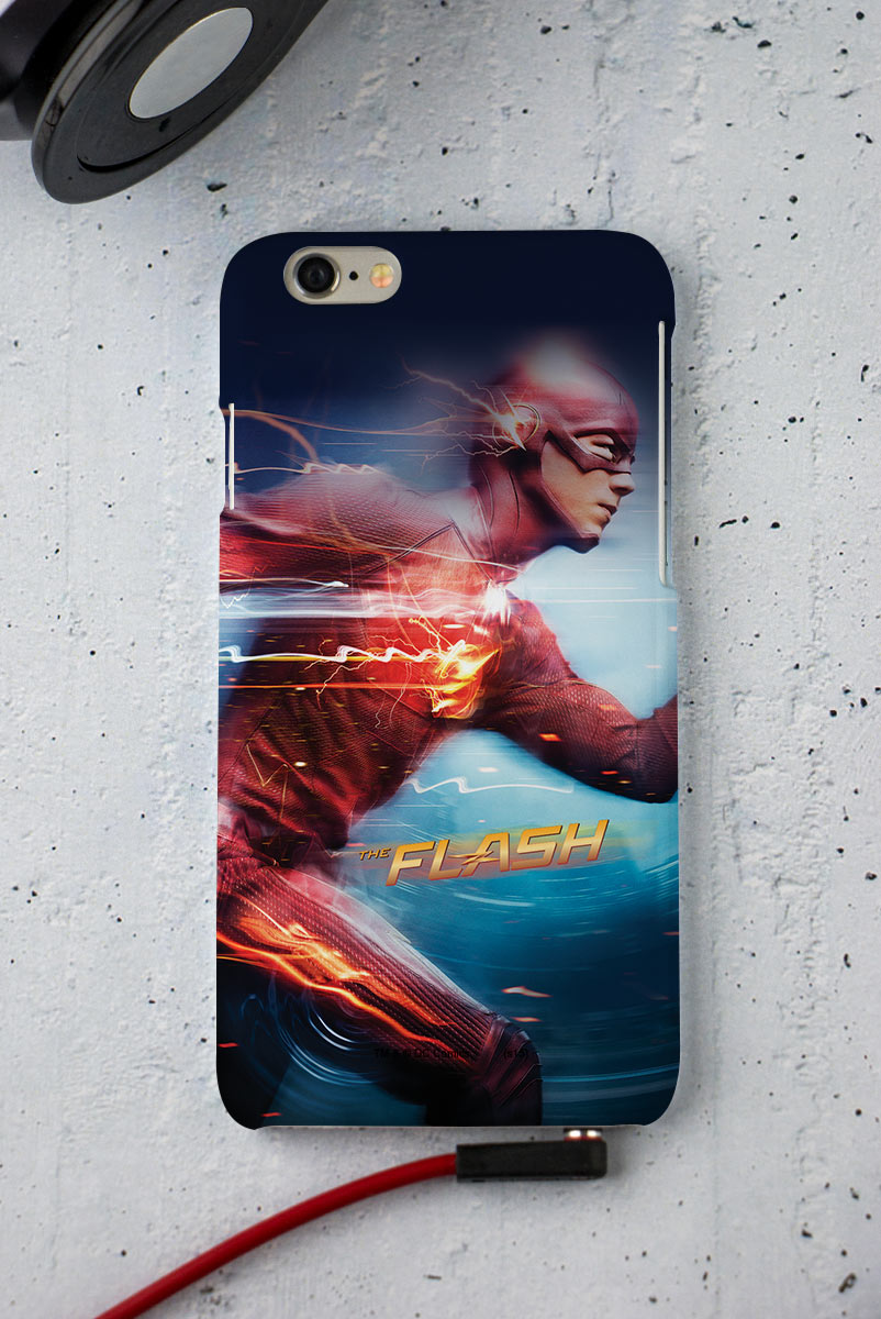 Capa para iPhone 6/6S The Flash Serie Running