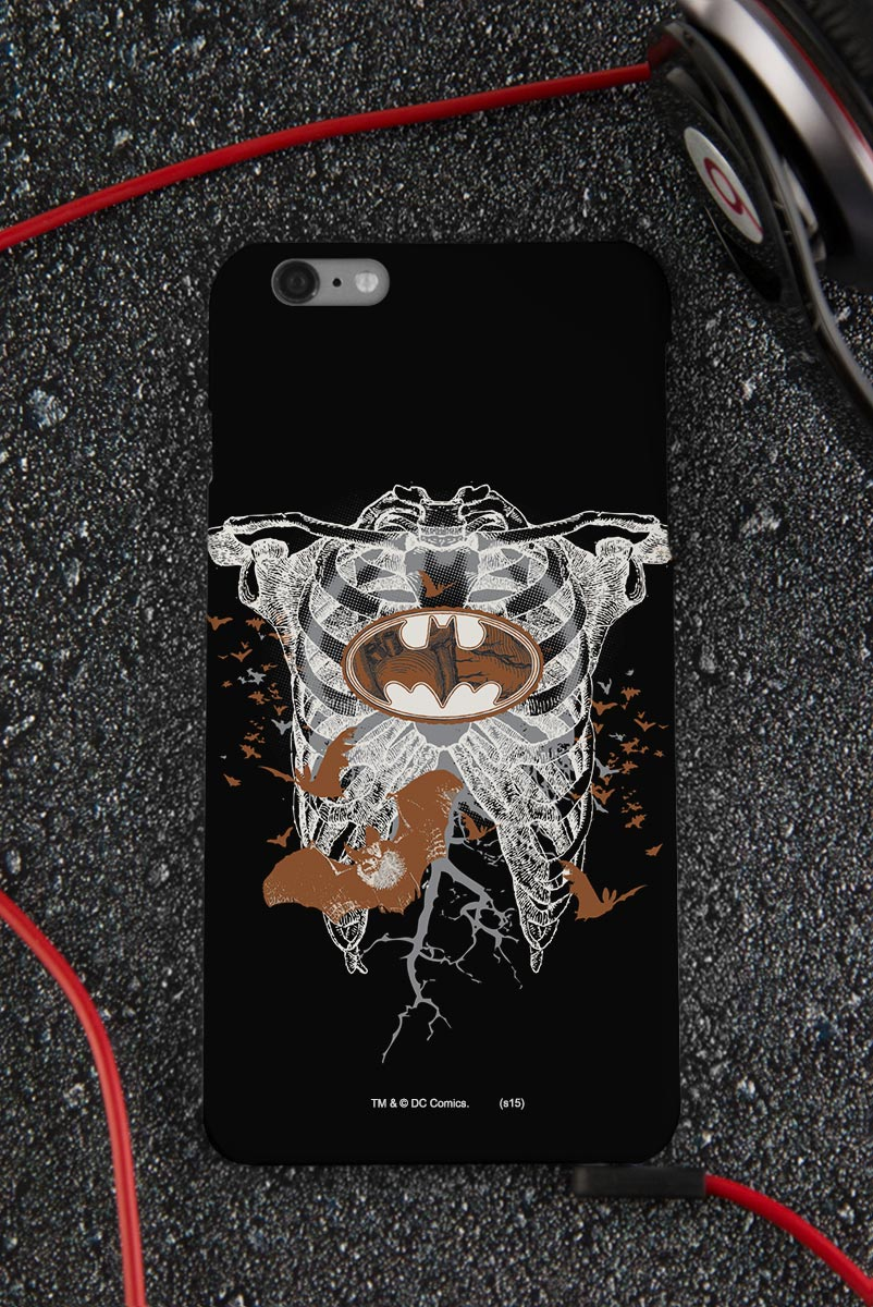 Capa para iPhone 6/6S Plus Batman Skull