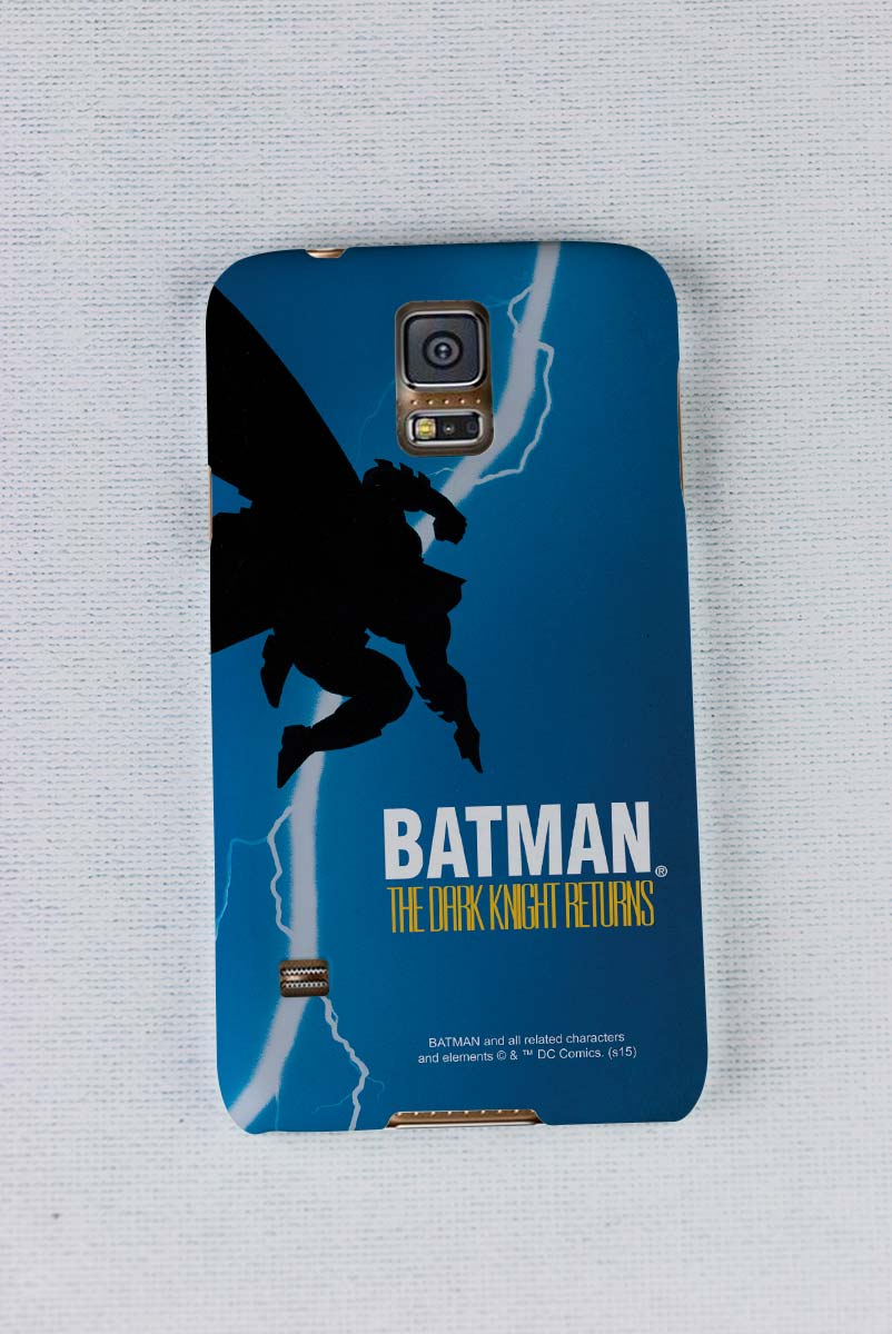 Capa para Samsung Galaxy S5 Batman Frank Miller