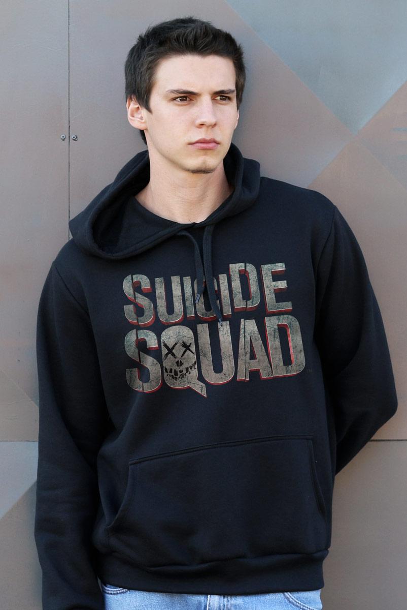 Moletom Esquadrão Suicida Logo