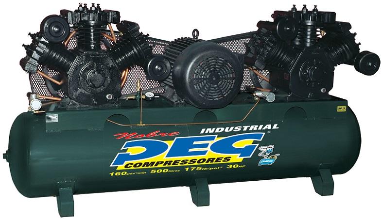 Compressor NAPW-160/525 - 160pcm  - Sócompressores