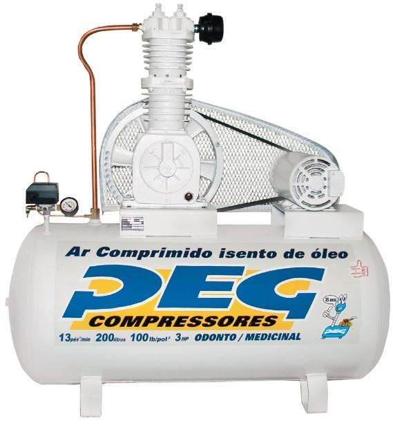 Compressor BPIS-13/225 - 13pcm  - Sócompressores