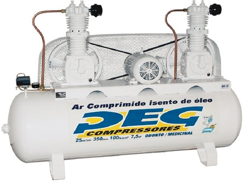 Compressor  BPID-25/370 - 25pcm  - Sócompressores