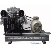 Compressor PET SAPW-80E/AD - 22BAR