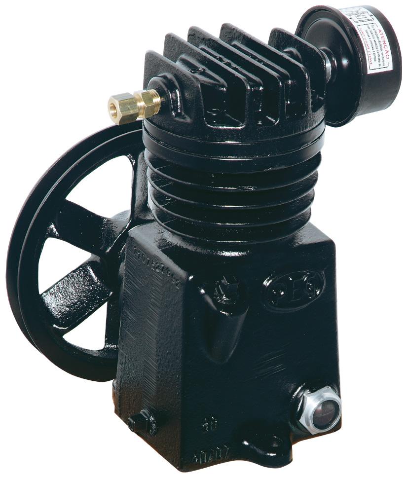 Cabeçote de Compressor NBPI-3  - Sócompressores