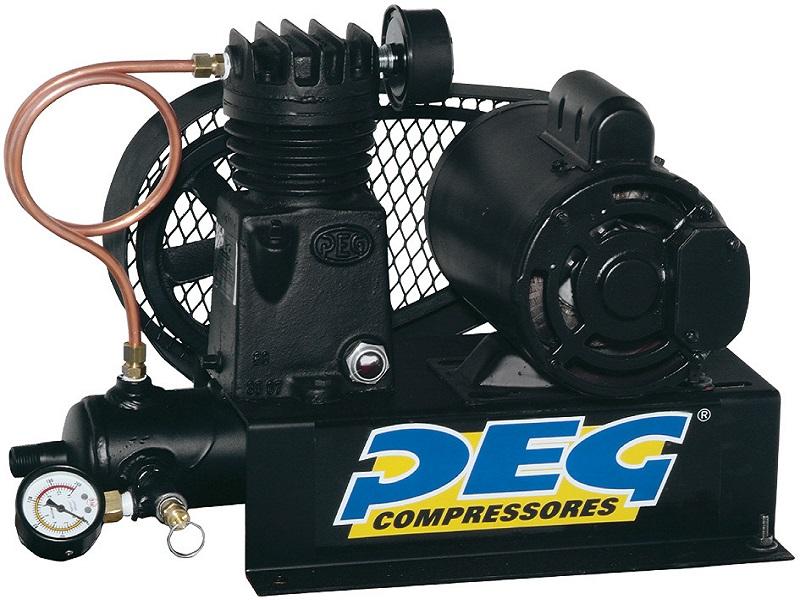 Compressor NBPI-5,2/AD - 5,2pcm  - Sócompressores