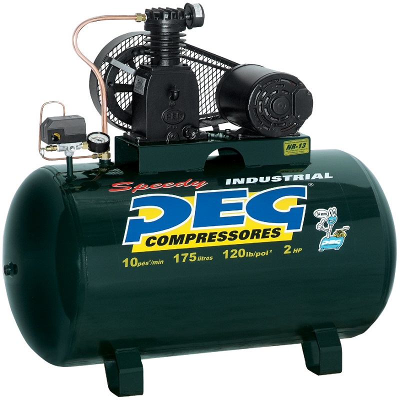 Compressor NBPI-10/175 - 10pcm  - Sócompressores