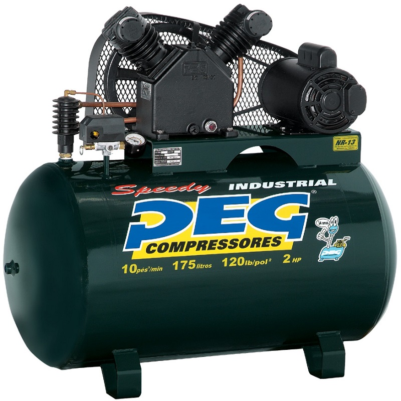 Compressor NBPV-10/175 - 10pcm  - Sócompressores