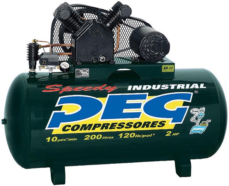 Compressor NBPV-10/225 - 10pcm  - Sócompressores