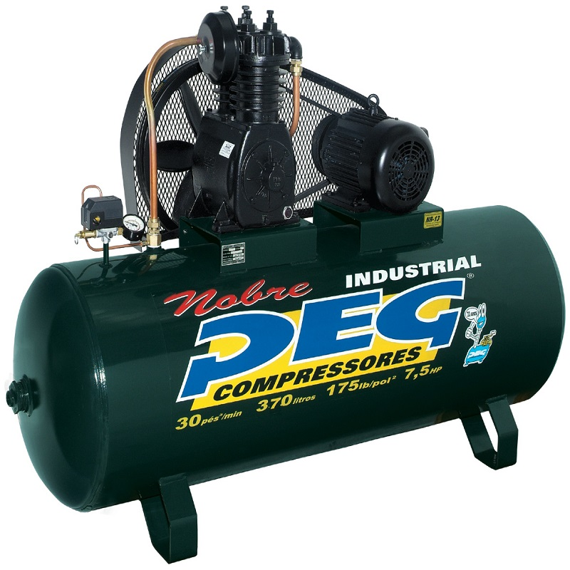 Compressor NAPL-30/370 - 30pcm  - Sócompressores