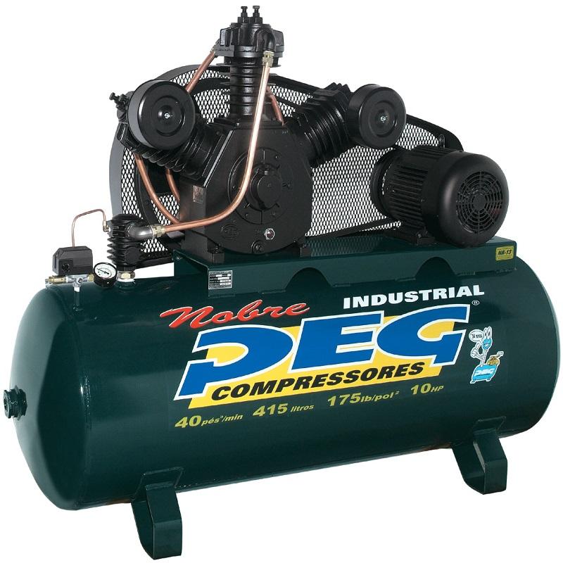 Compressor NAPR-40/415 - 40pcm  - Sócompressores