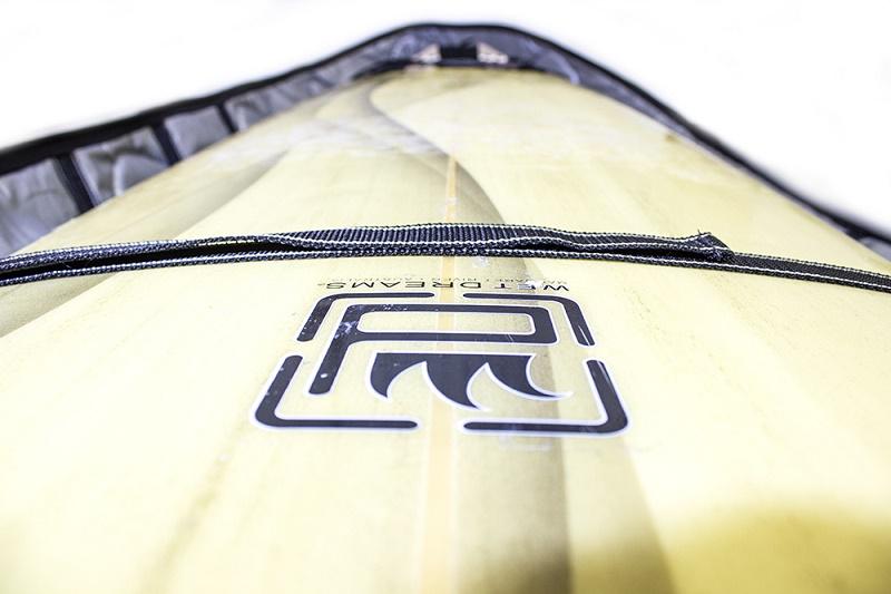 Capa Sarcófago Tripla Longboard Especial  - Wet Dreams
