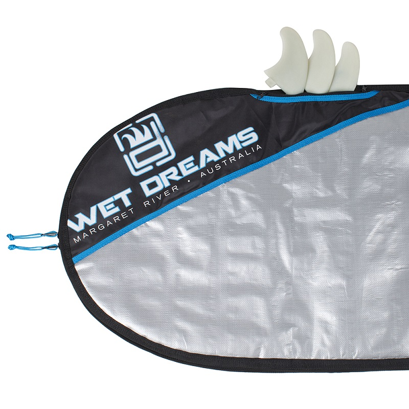 Capa De Prancha Fish Refletiva  - Wet Dreams