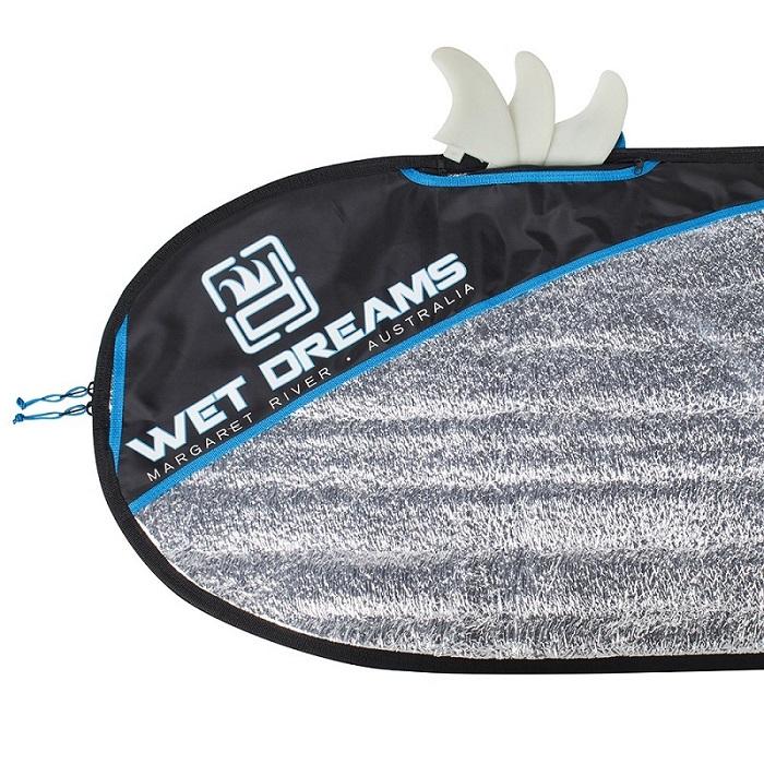 Capa de Prancha Longboard Térmica  - Wet Dreams