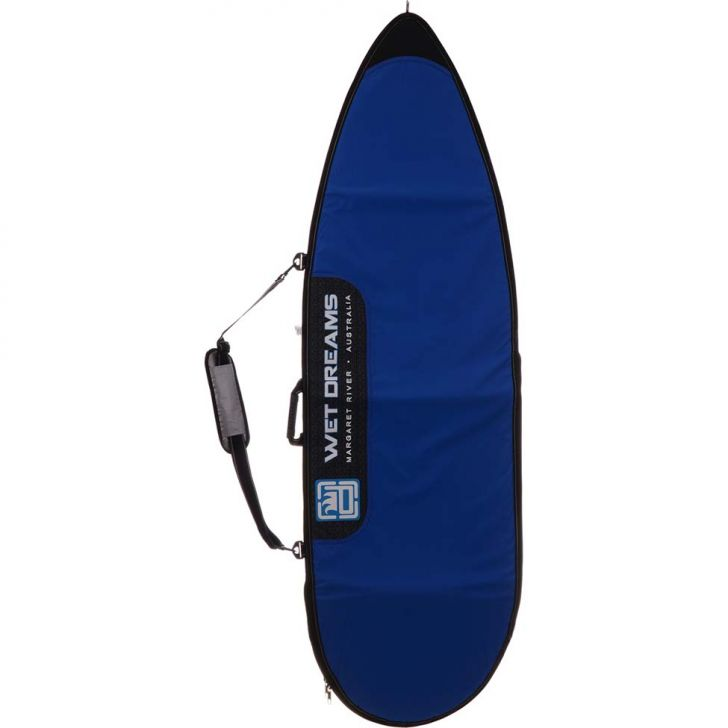 Capa de Prancha Shortboard Emborrachada - Wet Dreams