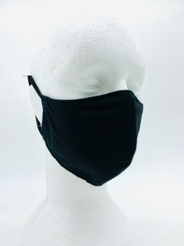 Kit 3 Máscaras Anatômicas Tecido Lavável Dupla Face Algodão  - Wet Dreams
