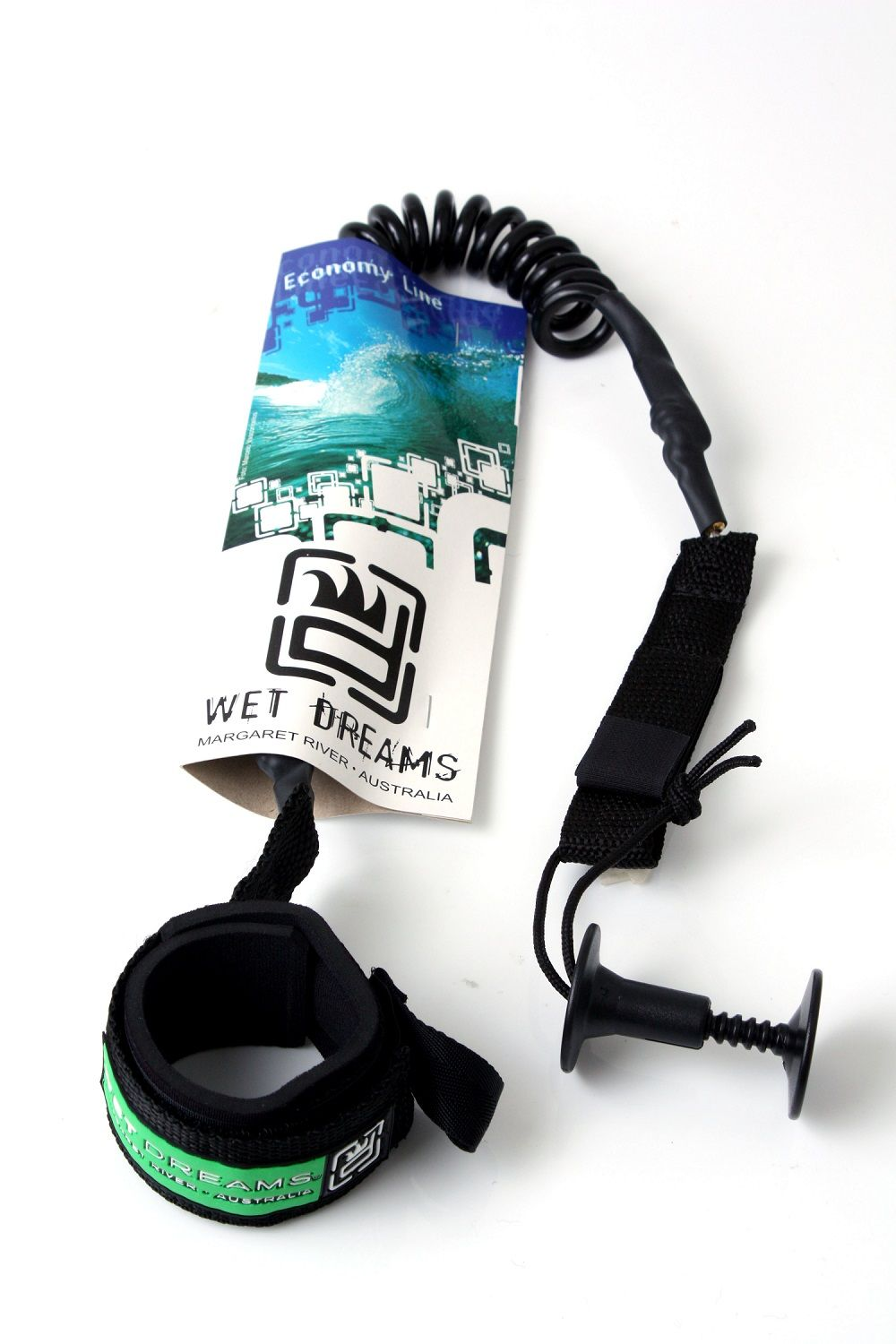 Leash Bodyboard Economy Line  - Wet Dreams
