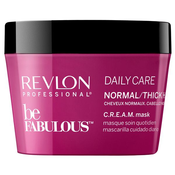 Be Fabulous Normal Hair Mask 200ml -Revlon Professional  - Beleza Outlet
