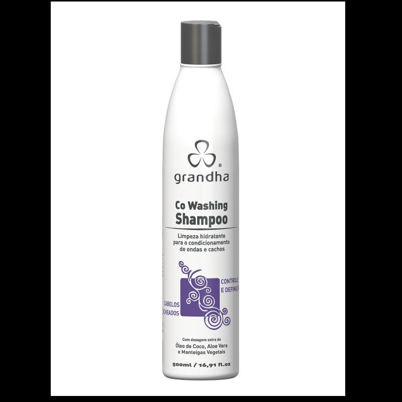Co-Washing Shampoo 500ml -Grandha