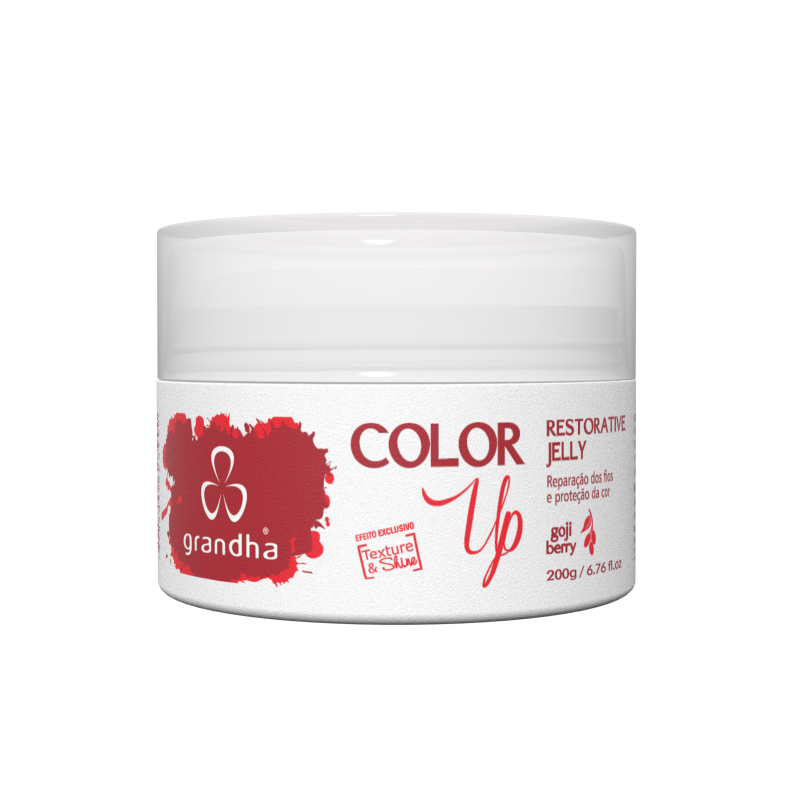 COLOR UP RESTORATIVE JELLY 200G  - Beleza Outlet